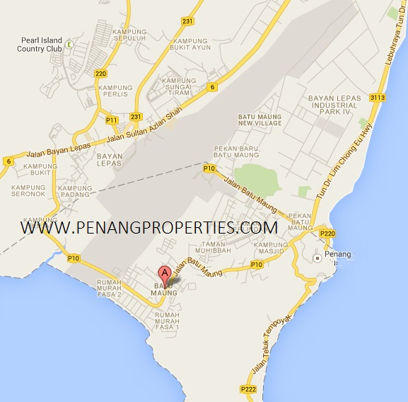 Penang industrial property for sale and rent