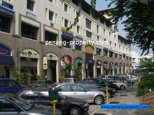 Bellisa Row Ofice lot for rent Pulau Tikus