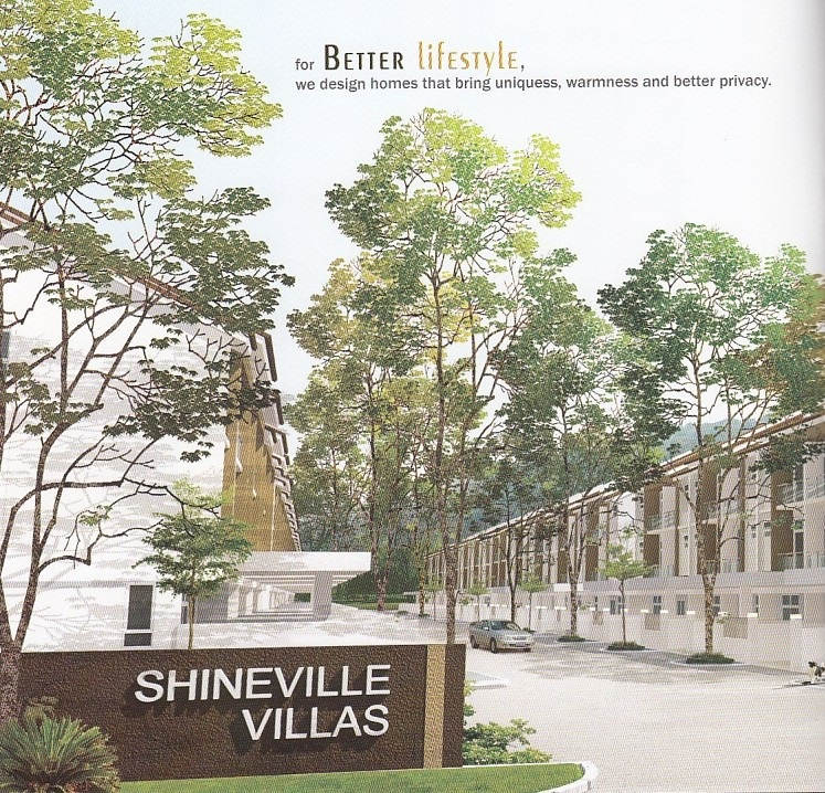 shineville villas