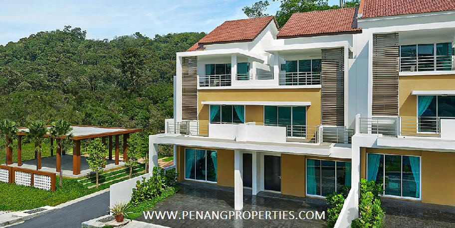 sunway cassia terrace house for sale
