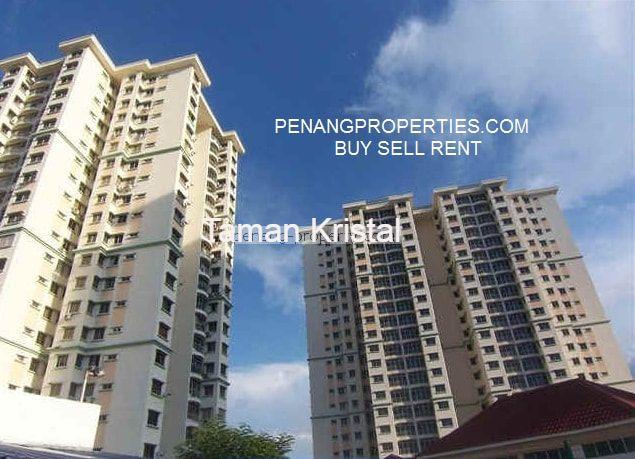 Taman Kristal Apartment Mount Erskine Penang Properties Com