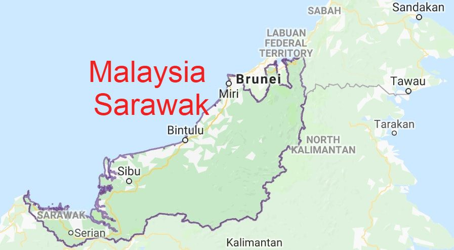 Land for sale in Sarawak