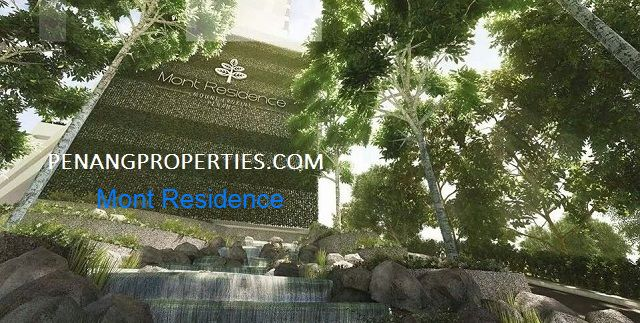 Mont Residence condominium for sale and rent
