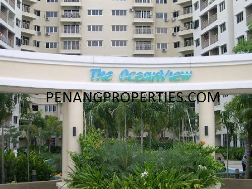 The Oceanview Condominium, Penang