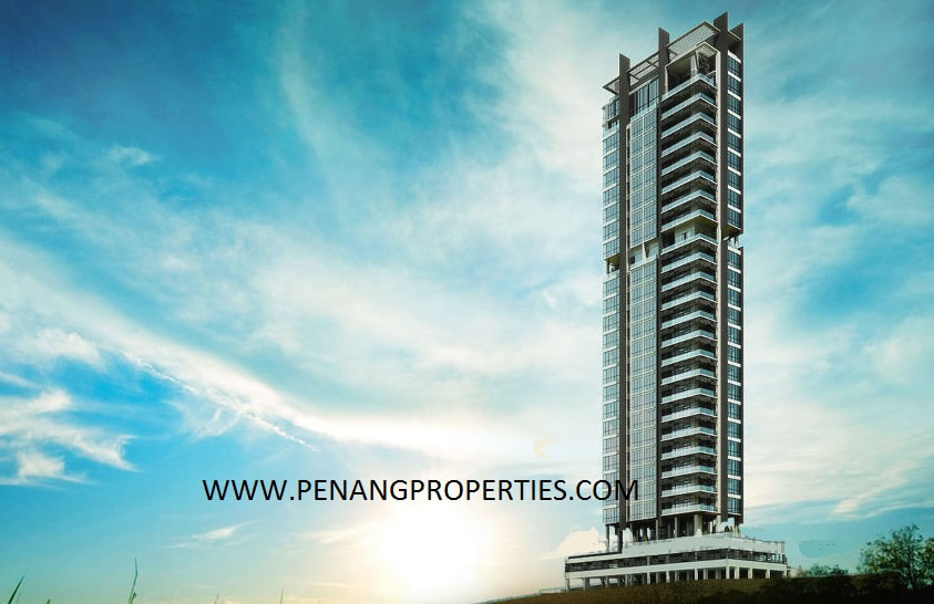 29-storeys high, only one unit per floor