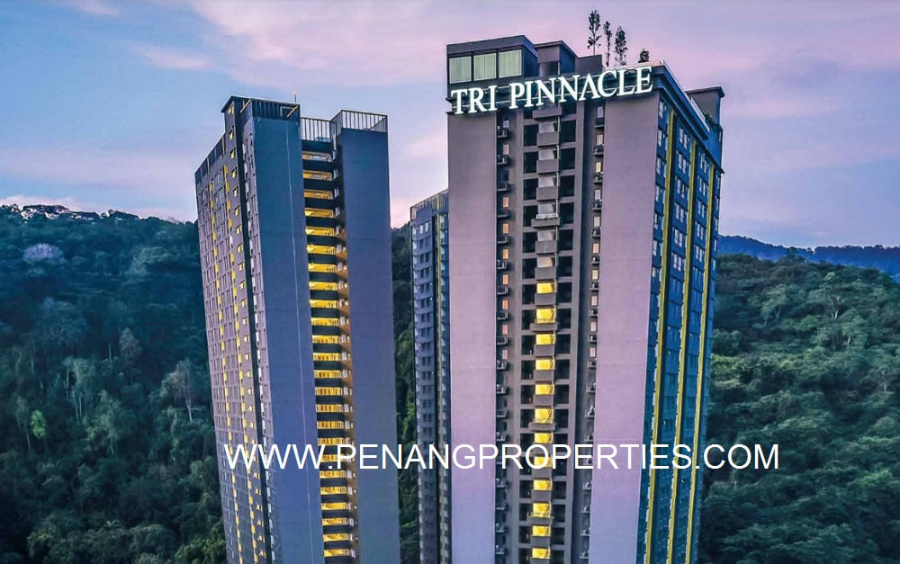 Tri Pinnacle Condo for sale