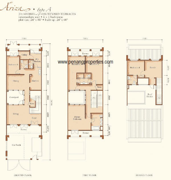 Floor paln & layout