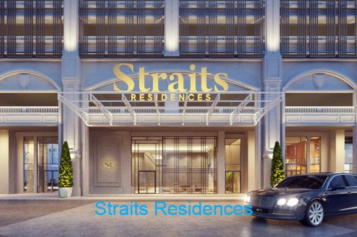 Straits residences suites equipped with smart home technology