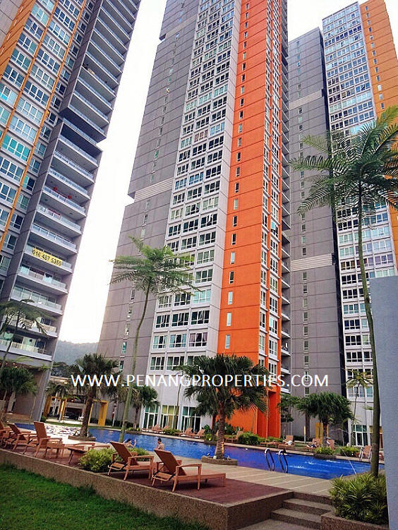 Central Park unit for sale and rent