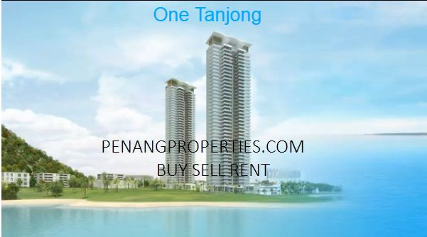 ​One Tanjong beach-front property