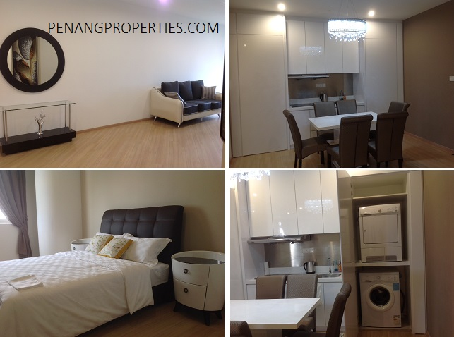 118 Island Plaza furnished unit for rent