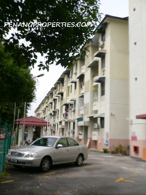 Lahat Court affordable apartment for rent