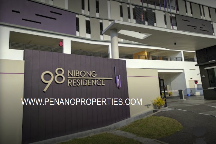98 Nibong residence for sale and rent