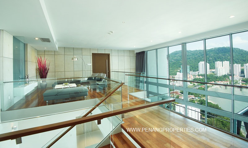 Duplex penthouse for sale