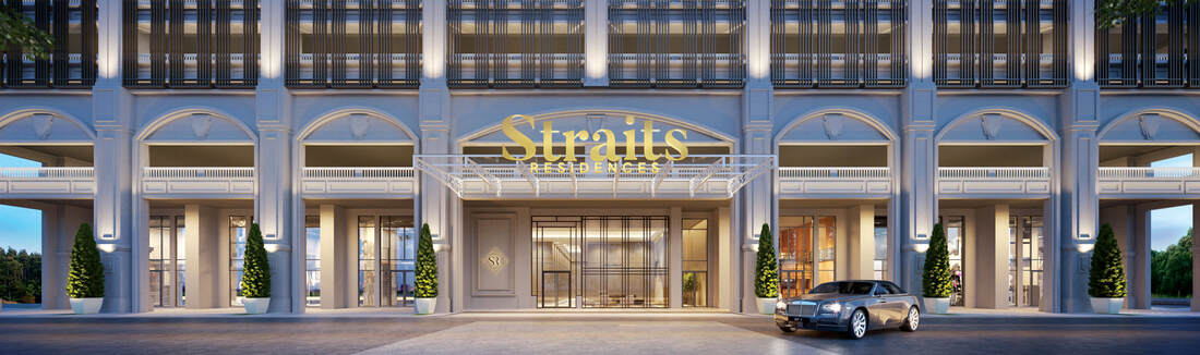 Straits Residences for sale. for rent