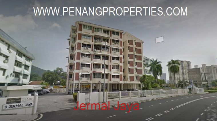 Jermal Jaya Apartment