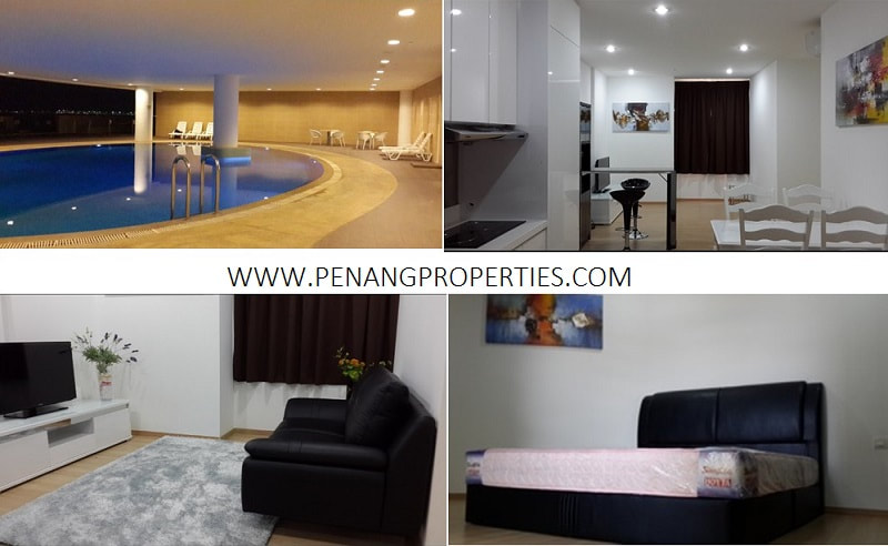 Furnished suites for sale and rent.