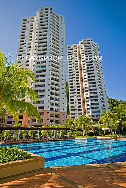 Miami Green resort condominium