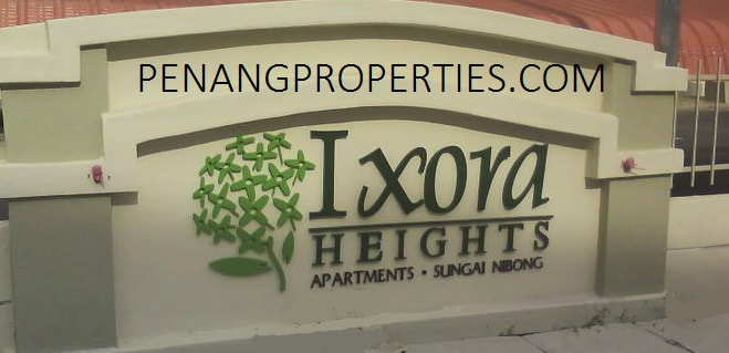 Ixora Heights Apartments