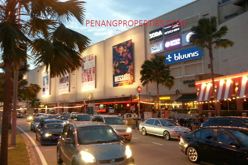 Queensbay Mall Penang
